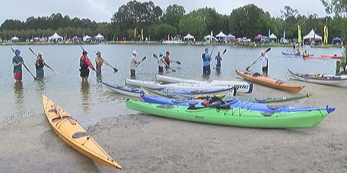 No shortage of recreation options at Charleston Outdoor Fest