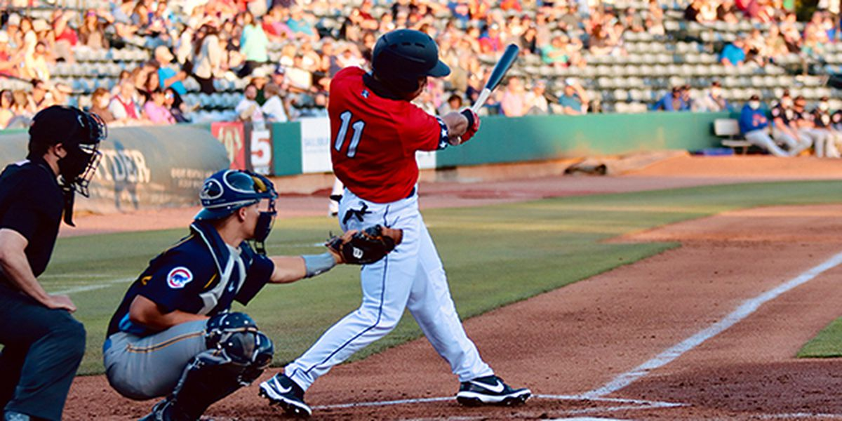 RiverDogs Lose Early Lead, Fall 6-4 to Myrtle Beach