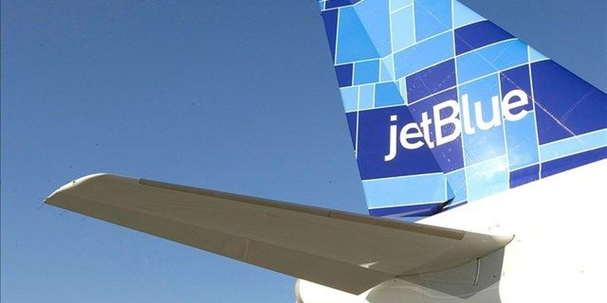 JetBlue to begin flying from Charleston to D.C. Thursday