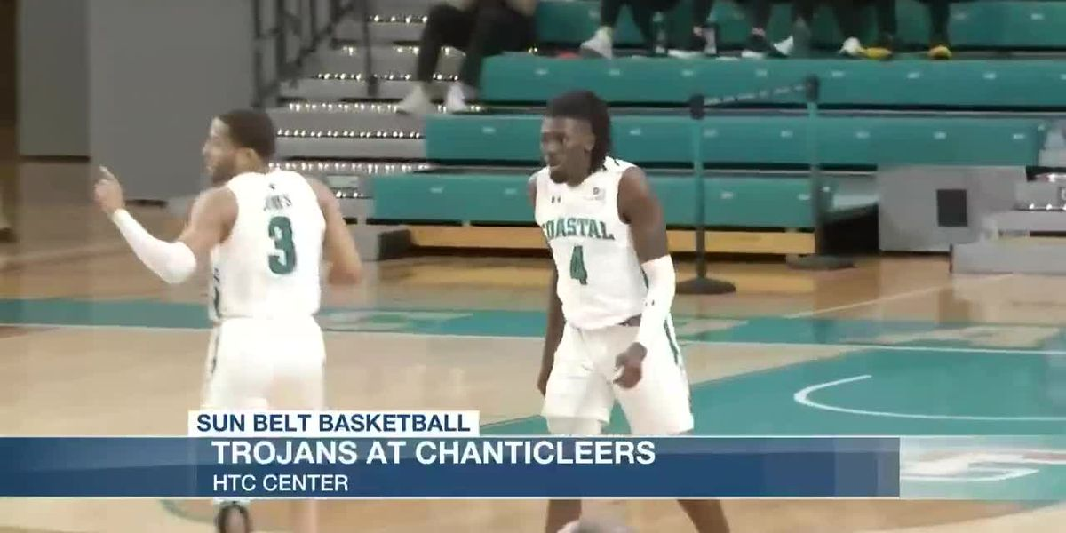 VIDEO: Coastal Carolina beats Troy for 10th win