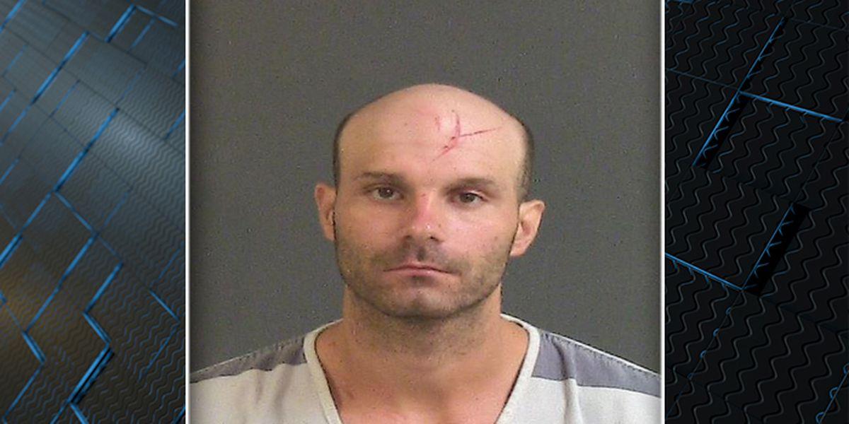 Police arrest Mt. Pleasant burglary suspect after brief chase