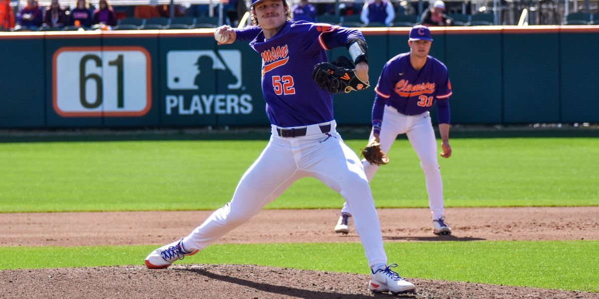No. 13 Hokies Even Series With 11-3 Win Over Tigers
