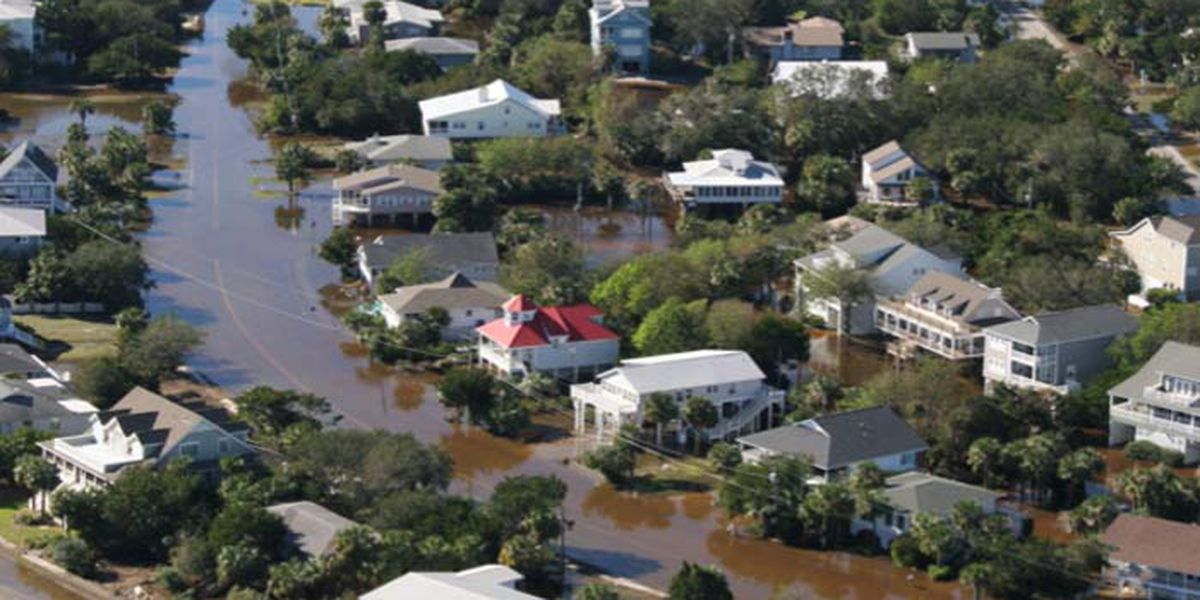 Charleston County to adopt 'Resilience Plan' to combat flooding