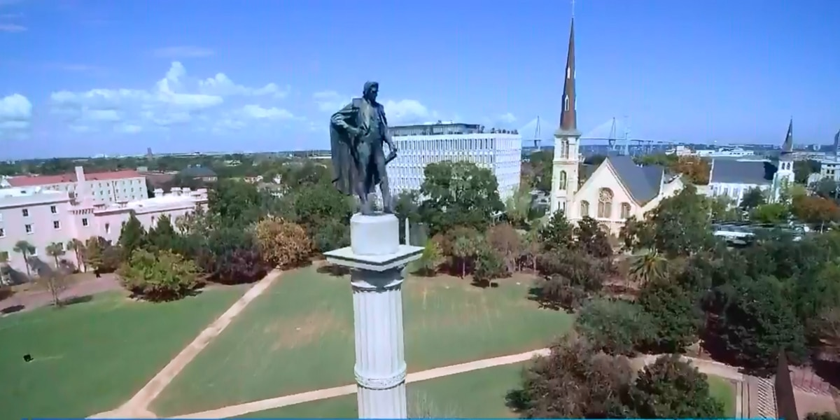 Charleston Wine + Food calls for removal of Calhoun statue