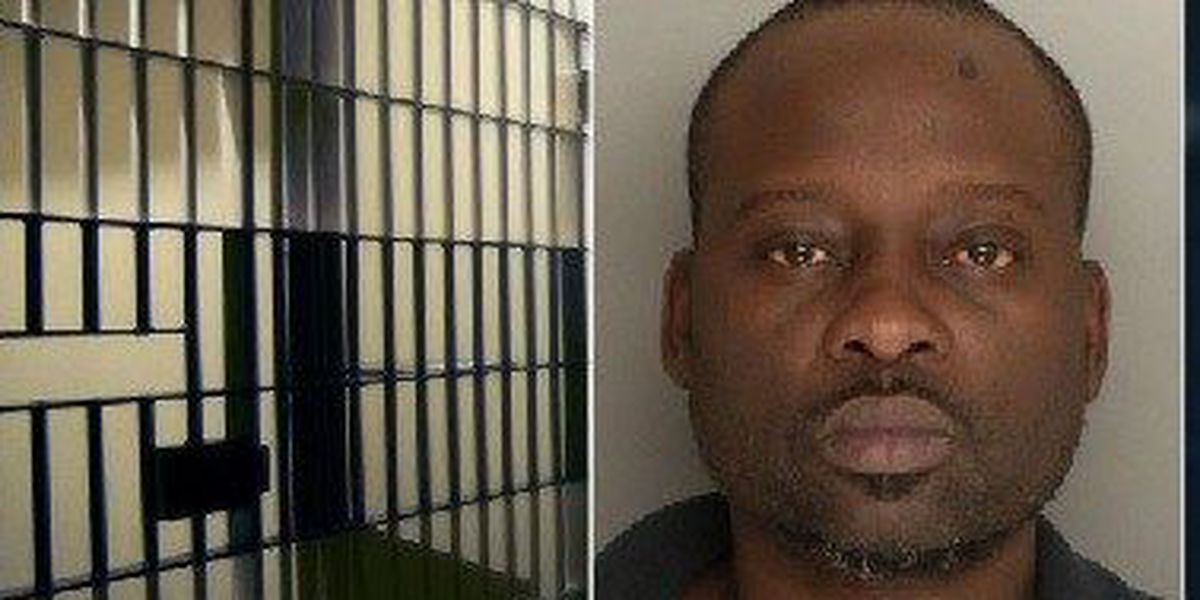 Berkeley County man sentenced to 18 years for armed robbery