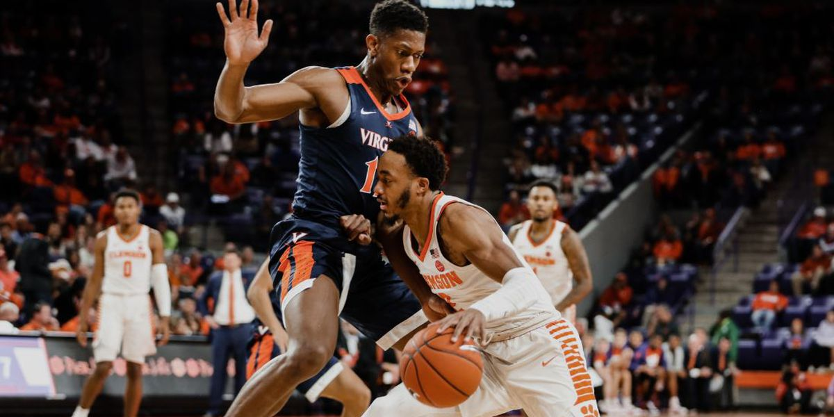 Clemson Drops ACC Home Opener to Virginia