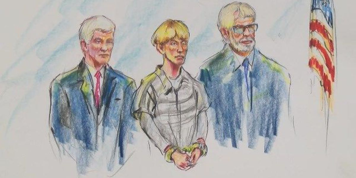 Charleston church shooting suspect pleads not guilty to federal hate crime charges