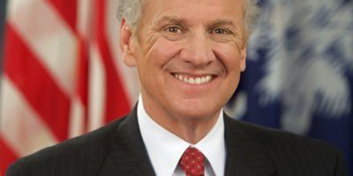Governor McMaster to speak at The Citadel
