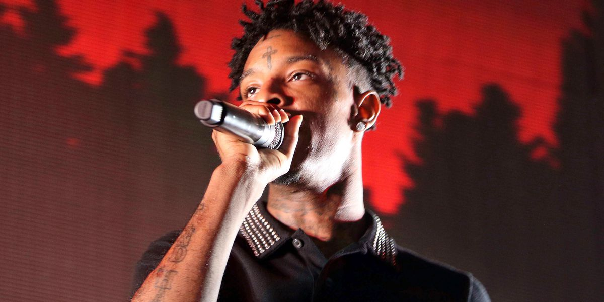 21 Savage launches free online financial program for youth