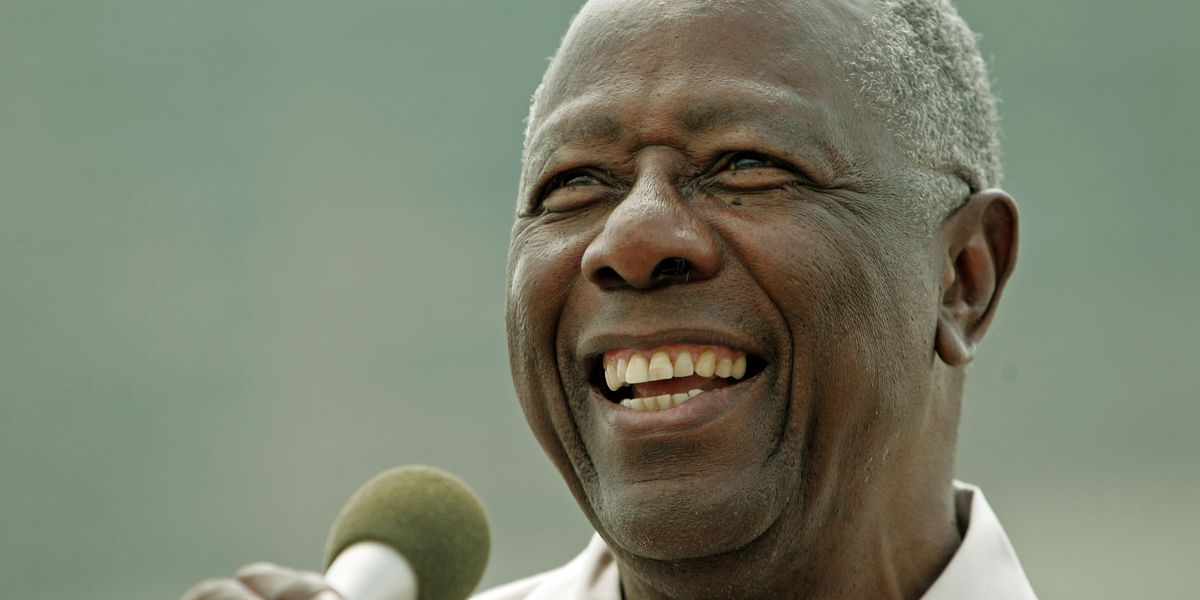 Braves legend Hank Aaron dies