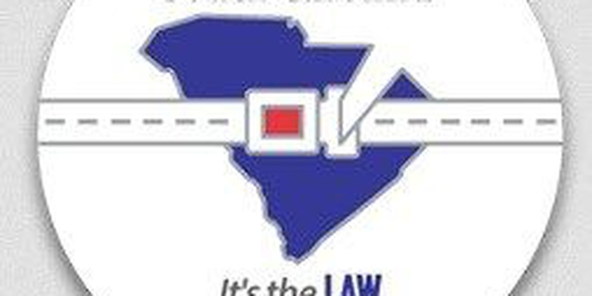 SC law enforcement tightening its belt on buckling up