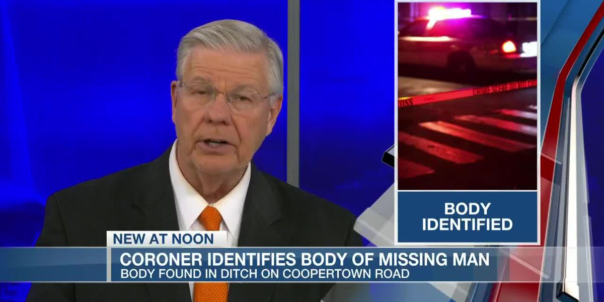 VIDEO: Deputies: Body found identified as man reported missing by family