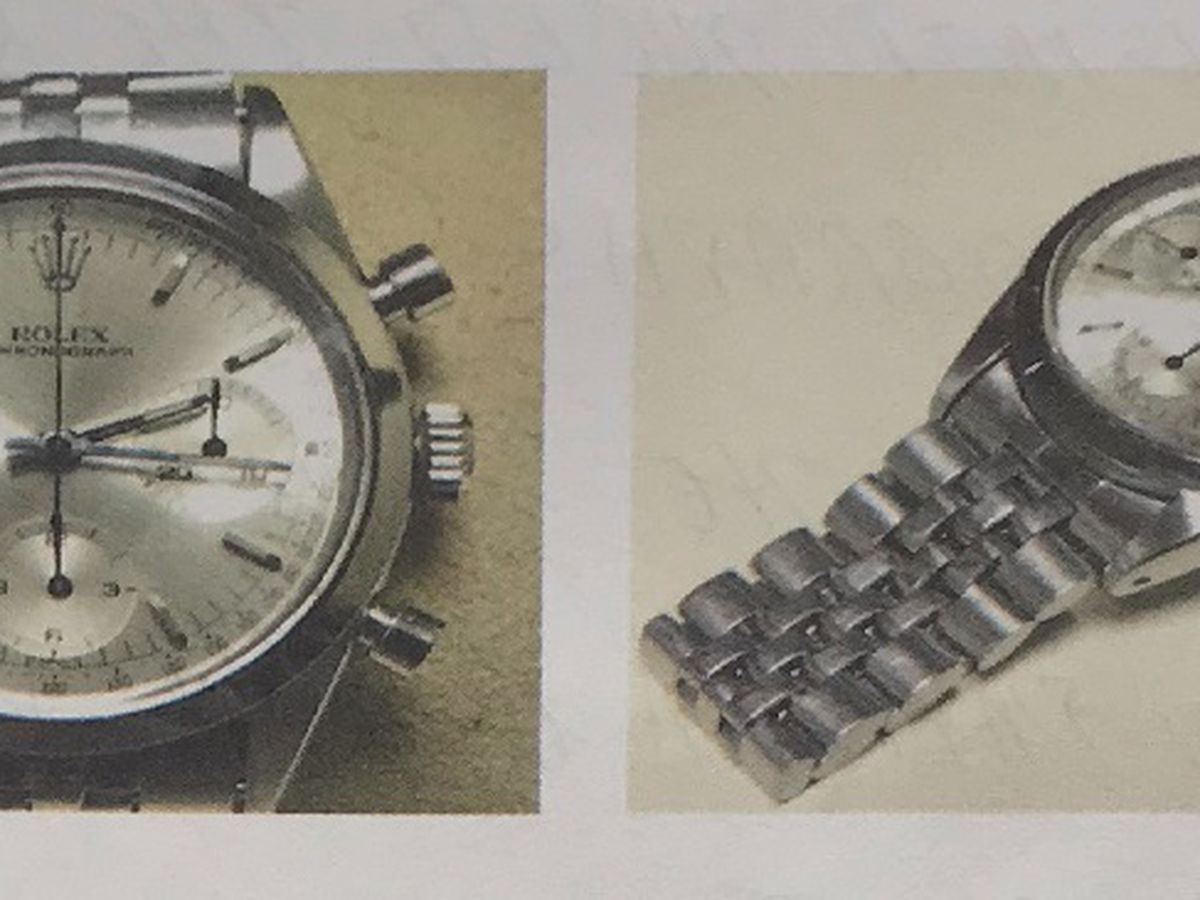Turns out 50-year-old watch is worth nearly $40K, owner donates to Salvation Army