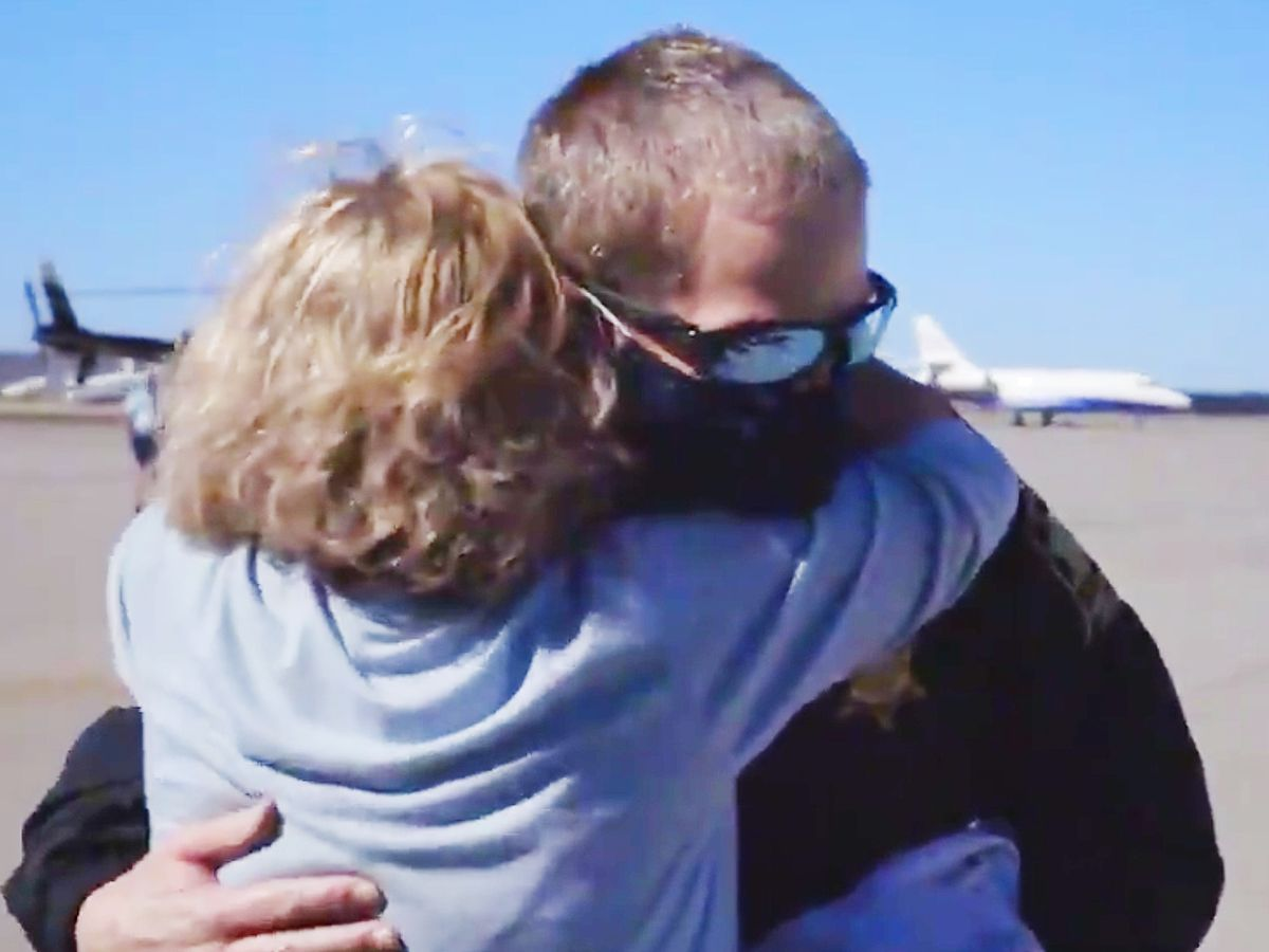 Charleston County deputy returns home following months of rehabilitation