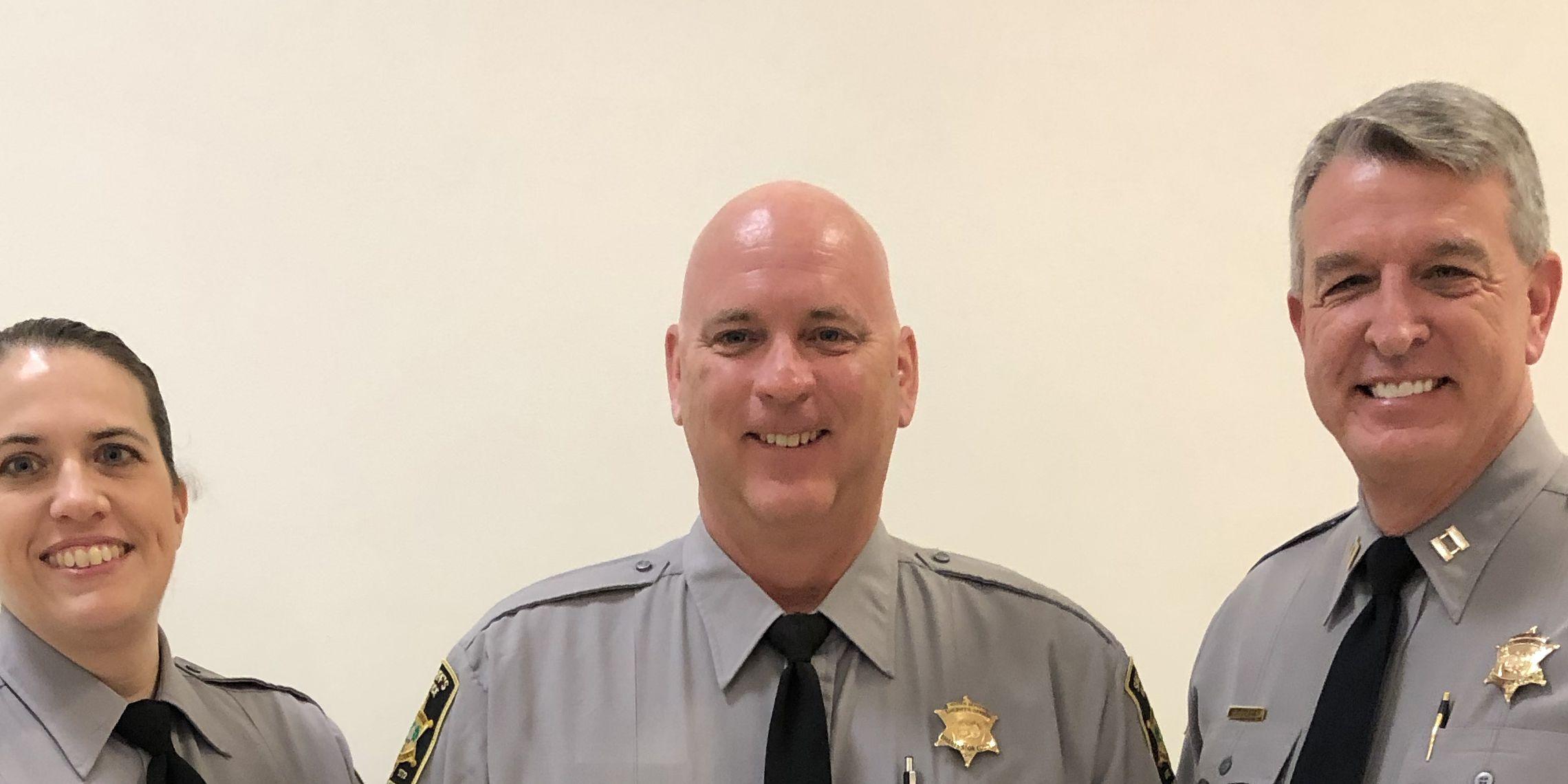 Charleston Co. Deputy wins Deputy of the Year