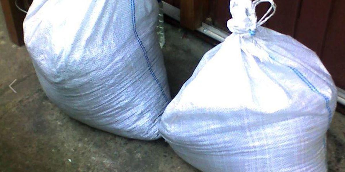 SC authorities investigating potentially suspicious sandbag sales