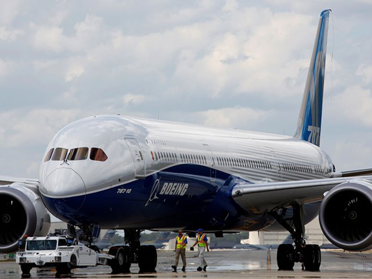 Boeing SC announces change in leadership on 787 operations team