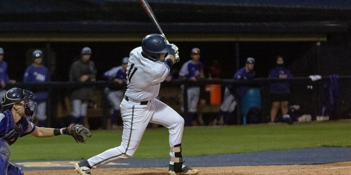 Bucs unable to hold off late High Point rally in weekend opener