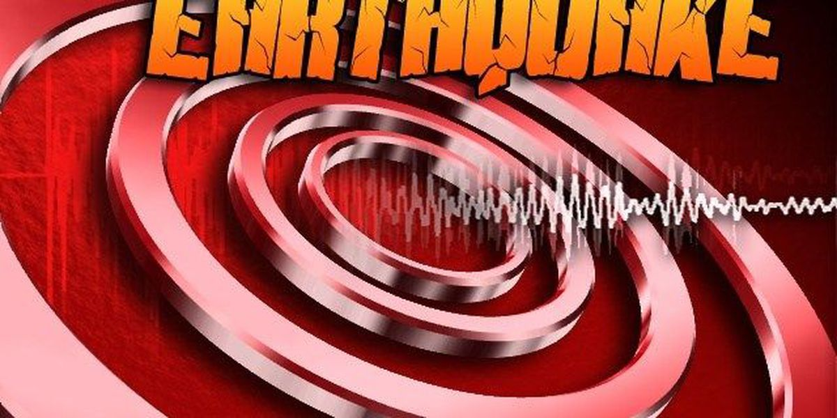 USGS records small earthquake near Ladson on Saturday night