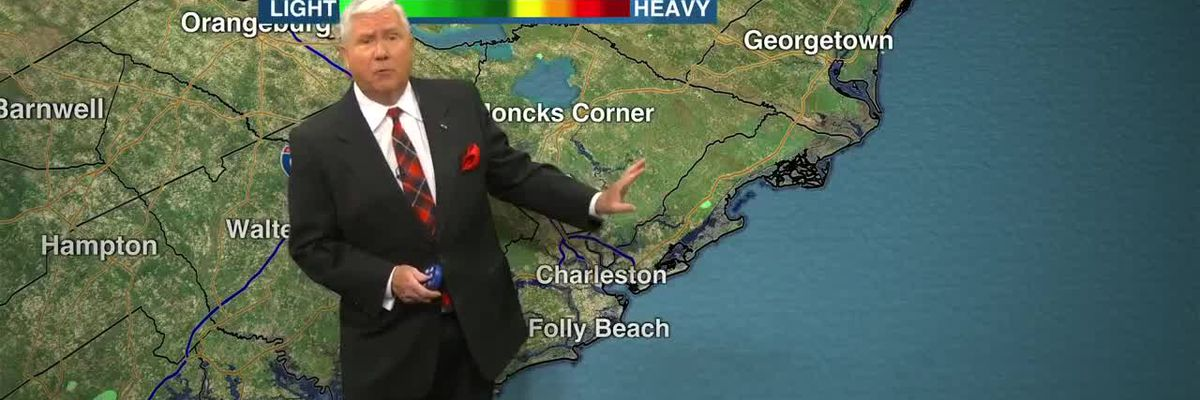 VIDEO: Your Thanksgiving night forecast
