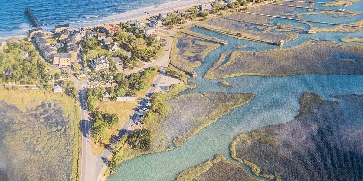 Pawleys Island leaders to invest in millions of dollars worth of sand to widen beaches