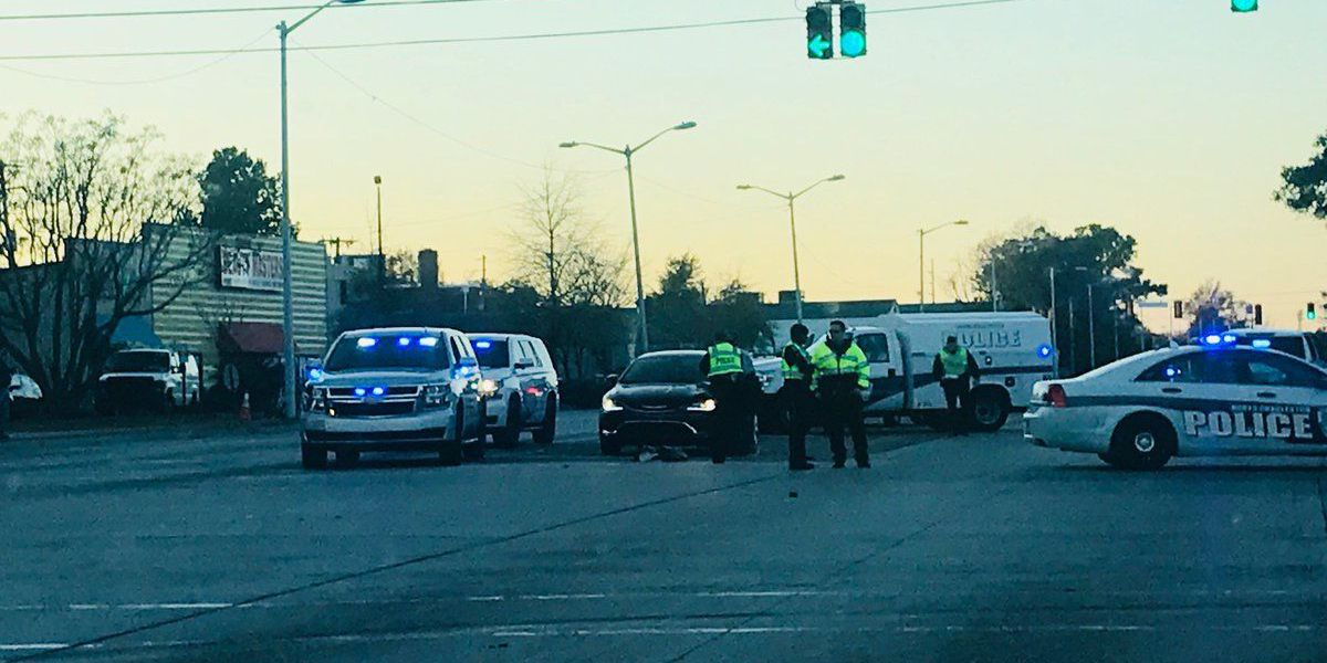 Rivers Avenue re-opens following auto pedestrian accident in N. Charleston