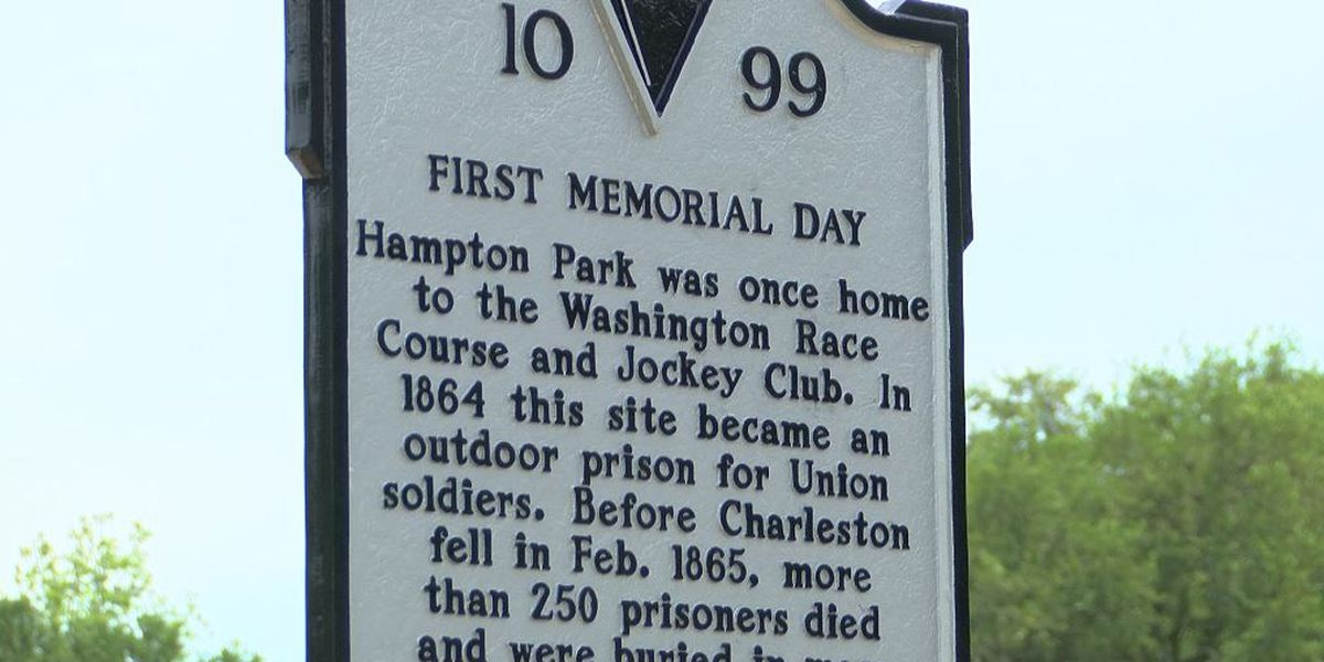 Charleston claims first Memorial Day celebration with African Americans playing significant role
