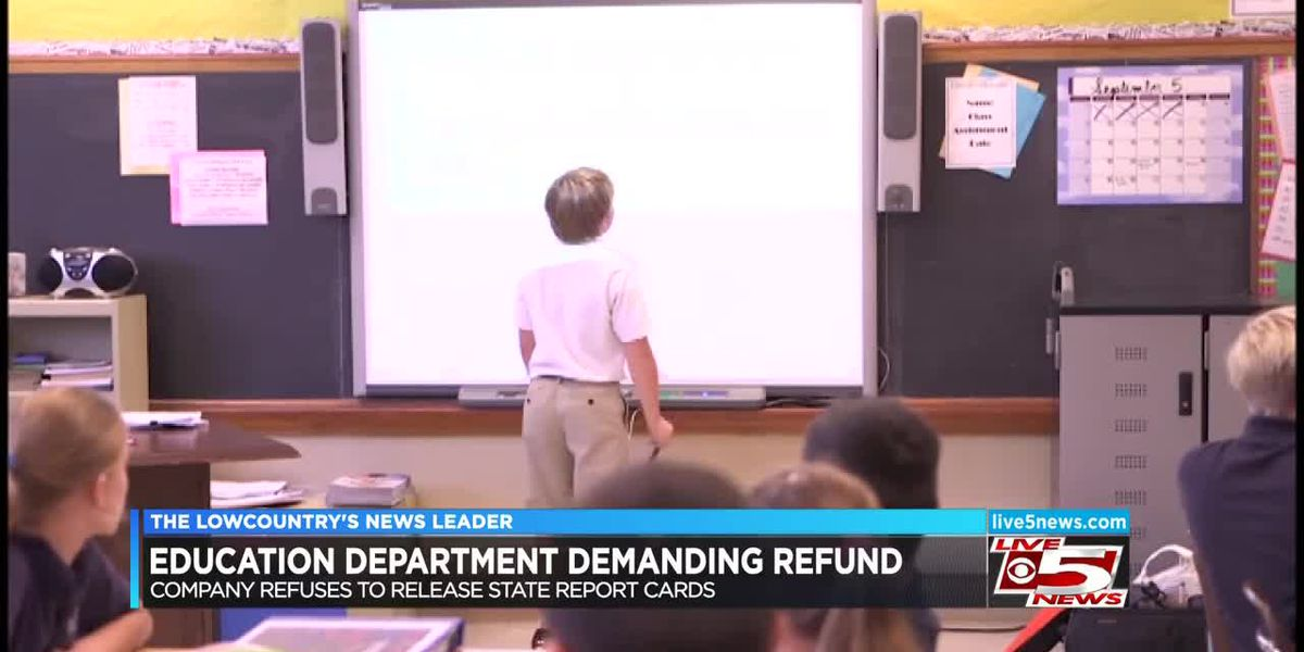 VIDEO: State education department demands refund over report delays
