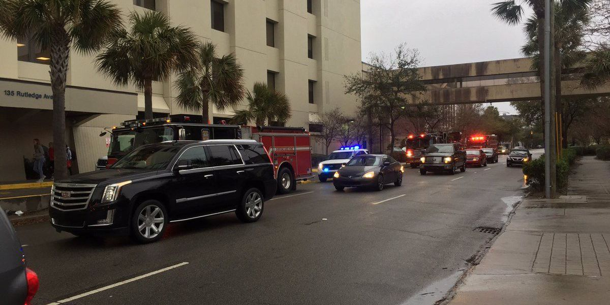 Evacuation at MUSC Rutledge Tower blamed on odor from floor chemical