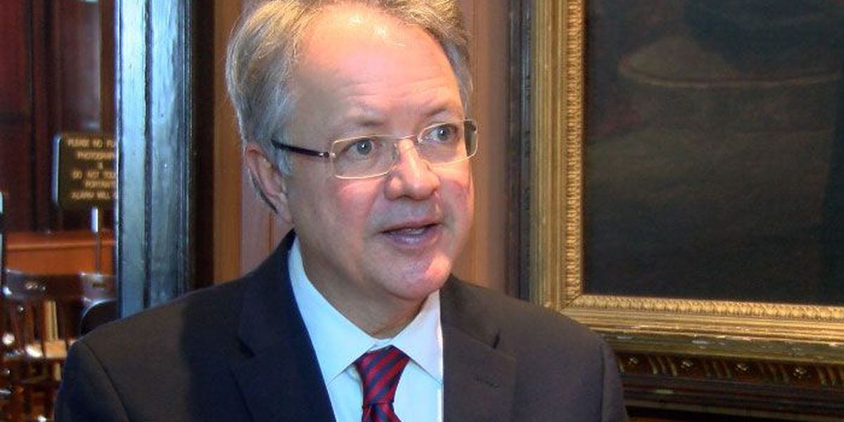 Charleston mayor discharged from hospital with mild vertigo diagnosis