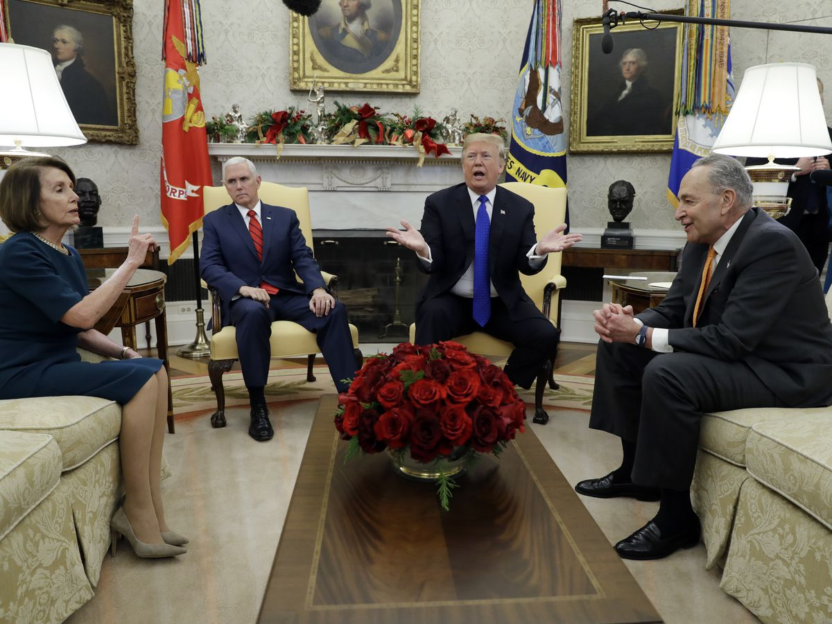 Shutdown looms as Trump weighs next move on border wall