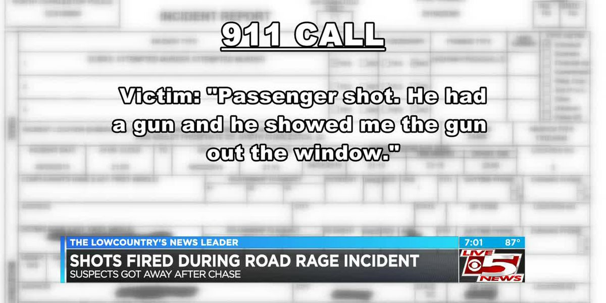 VIDEO: Police investigating shots fired during road rage incident