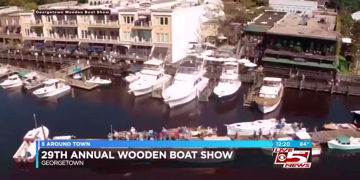 Georgetown Wooden Boat Show coming this weekend
