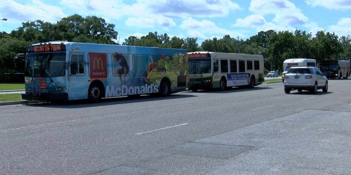 CARTA urging Lowcountry drivers to 'Dump the Pump' on Thursday