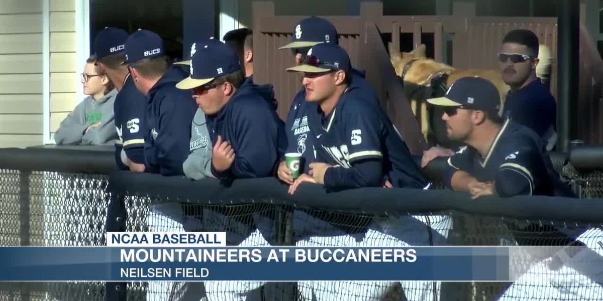 VIDEO: Bucs Unable to Keep Pace with App State