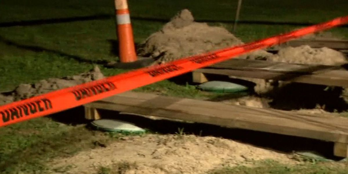 Toddler dies after falling into septic tank in Texas