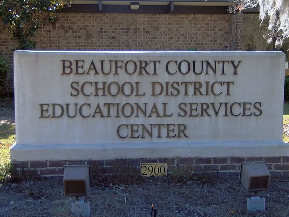 Beaufort County superintendent recommends all virtual start to school year