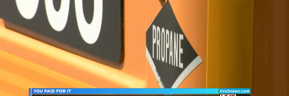 VIDEO: You (Didn't) Pay For It: VW Settlement funds propane school buses