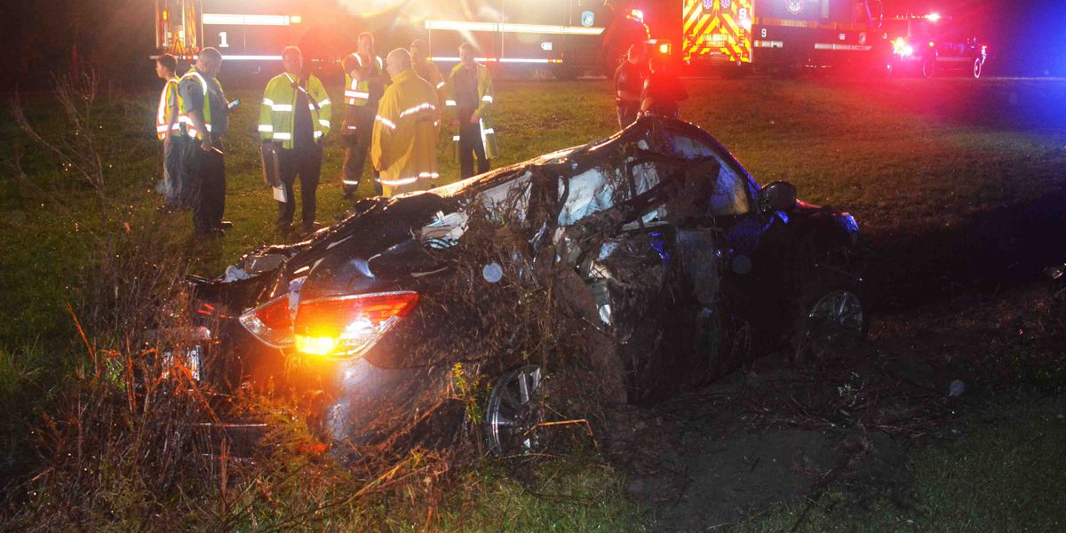 North Charleston man killed in car accident in Cottageville