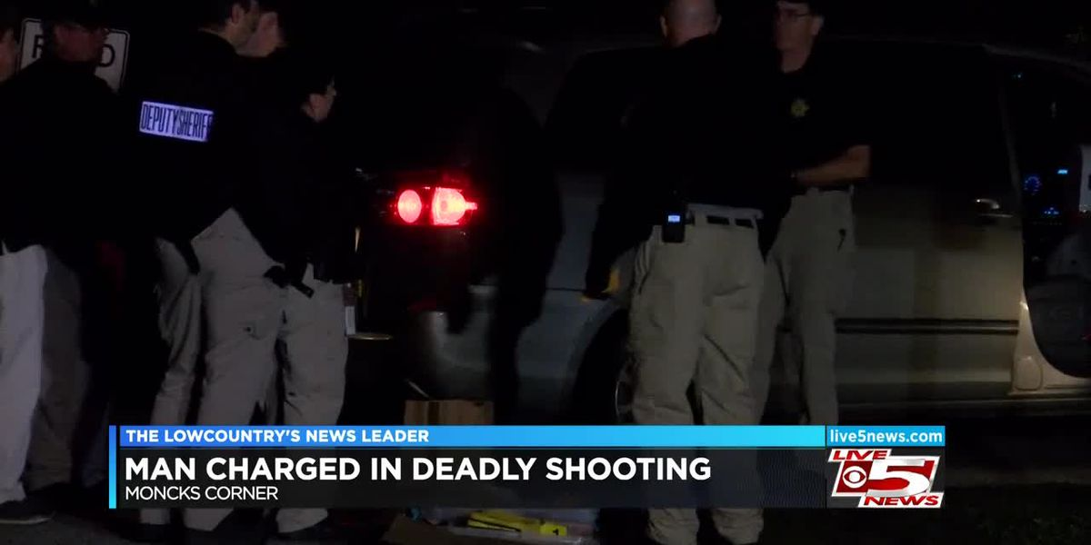 VIDEO: Moncks Corner man facing charge in deadly double shooting