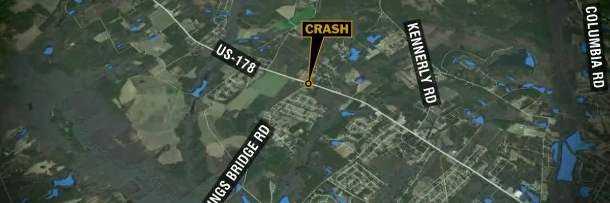 VIDEO: S.C. Highway Patrol investigates two deadly crashes in Orangeburg County
