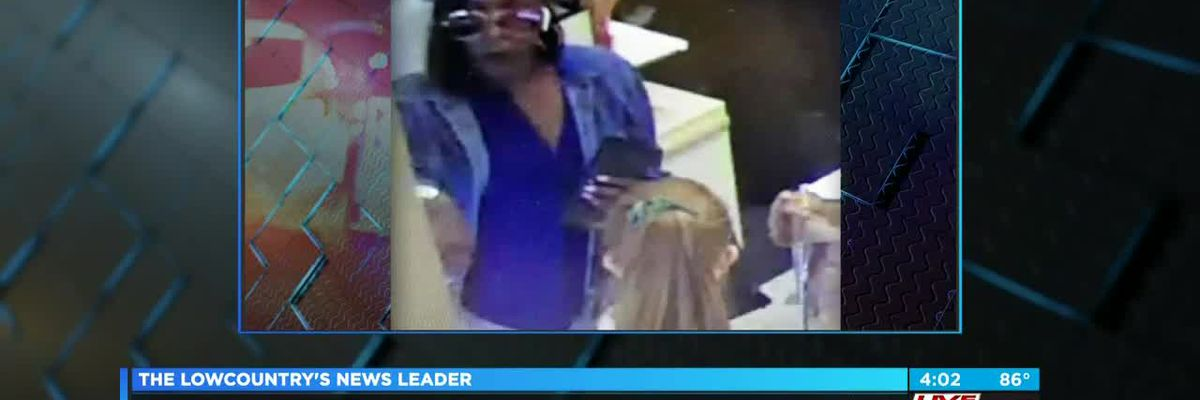 VIDEO: Deputies looking for woman suspected of credit card fraud at Publix
