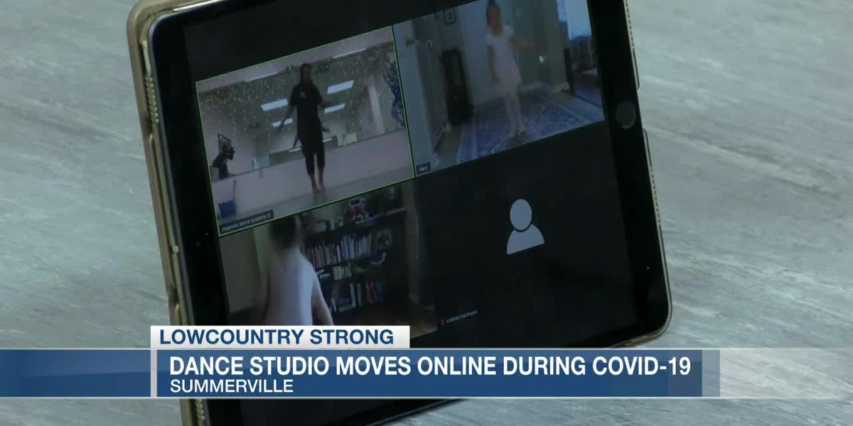 VIDEO: Lowcountry Strong: Dance studio using technology to continue classes