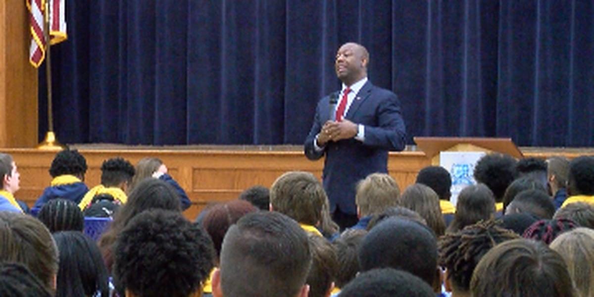Scott kicks off National School Choice week at Charleston School