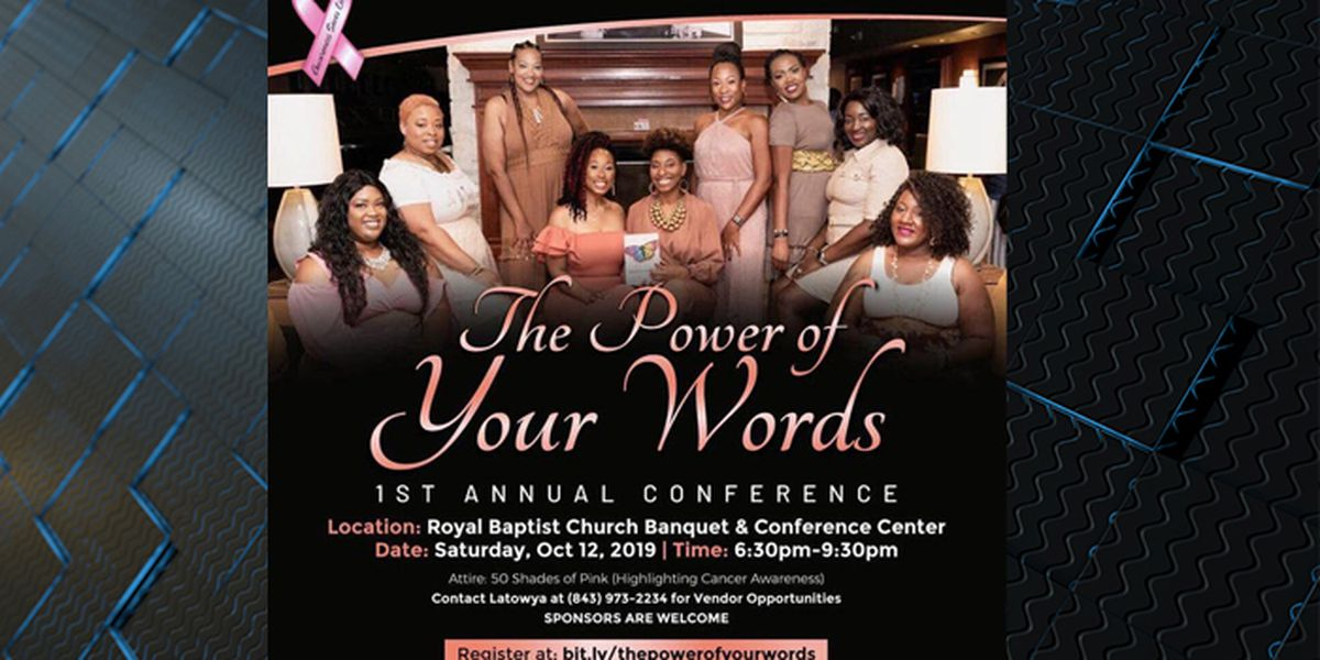 Conference in N. Charleston to focus on cancer and domestic violence awareness and healing