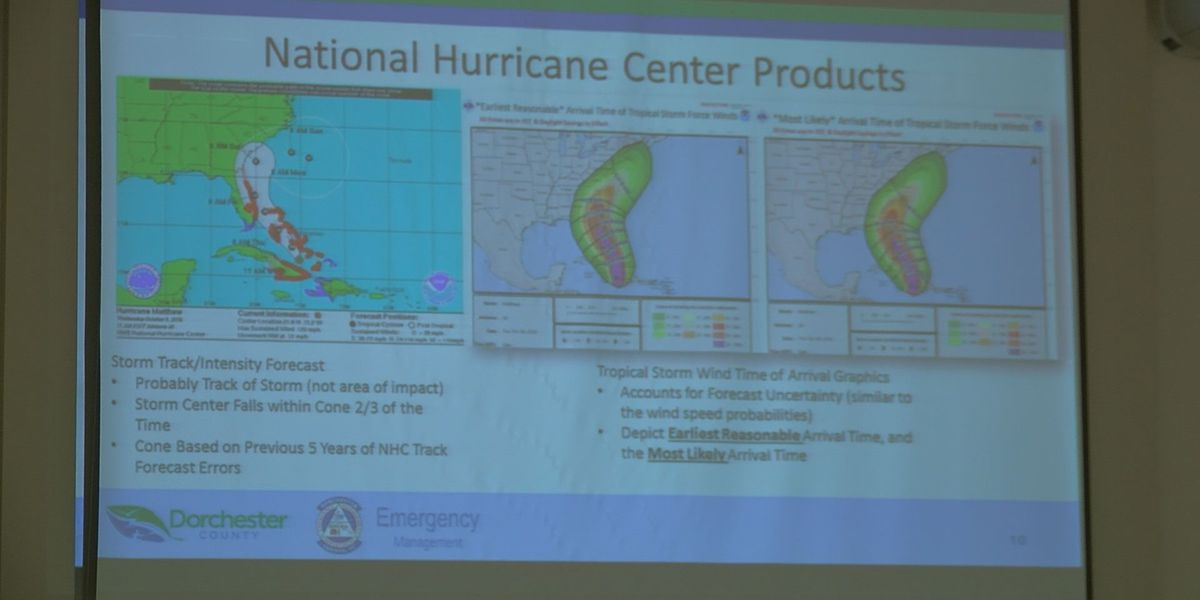 Lowcountry groups meet to prepare for hurricane season