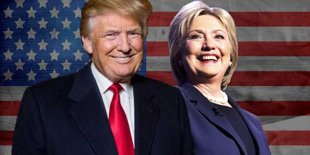 LIVE CHAT: Trump, Clinton face off in second presidential debate