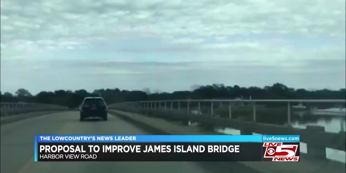 Charleston County, James Island officials discuss potential changes for bridge