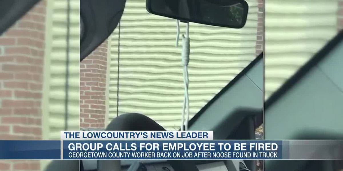 VIDEO: Community activists want county employee fired for displaying noose