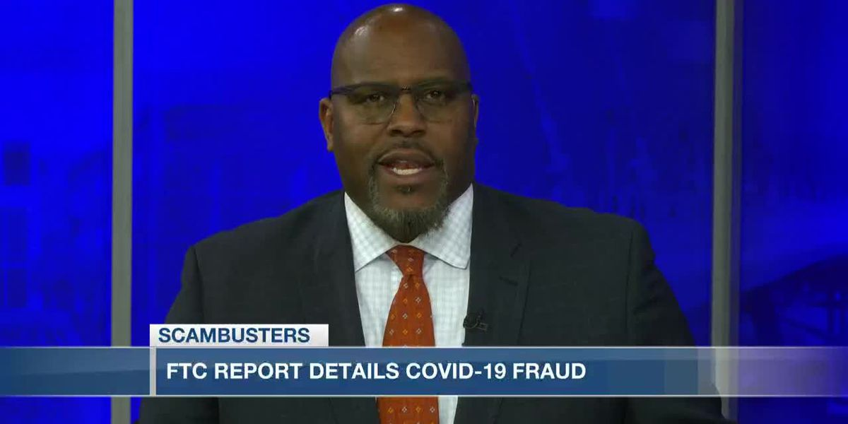 VIDEO: FTC report details COVID-19 Fraud
